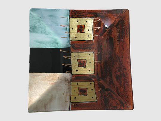 Aqua plate - largea